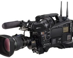 Panasonic AJ-PX5000G P2 HD Camcorder with AVC-ULTRA Recording