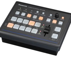 Panasonic AW-HS50 Compact Live Switcher with built-in MultiViewer
