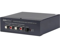 Datavideo BAC-03 Balanced/Unbalanced Audio Converter