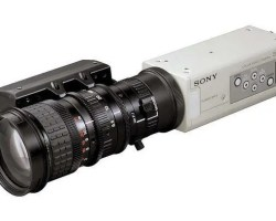 "Sony DXC-390P 1/3"" 3CCD NTSC Camera - Exwave HAD"
