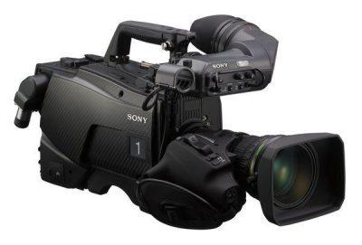 Sony HDC-2500 HD Multi-Format Camera Fiber, 3G
