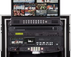 Datavideo MS-2850B HD/SD 8-ch/12-ch Mobile Video Studio
