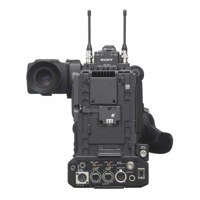 Sony PMW-400L Three 2/3-inch type Exmor CMOS sensors without lens XDCAM Camcorder