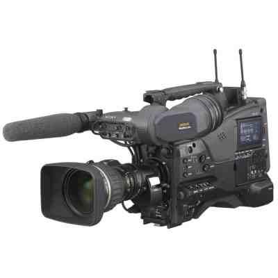 Sony PMW-500 FX CCD sensors XDCAMª HD422 Camcorder
