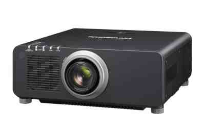 Panasonic PT-DX100K 1-Chip DLP Installation Projector with Active 3D projection capability
