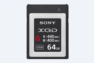 Sony QD-G64E 64GB XQD G Series Memory Card