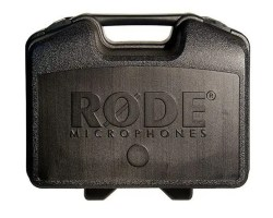 RODE RC4 Rugged sturdy flight case designed to house an NT4 stereo microphone