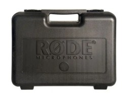 RODE RC5 Rugged flight case designed to house a matched pair of NT5 or NT55 microphones