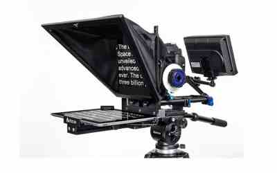 Autocue SSPDSLR/IPAD DSLR iPad and iPad Mini Teleprompter