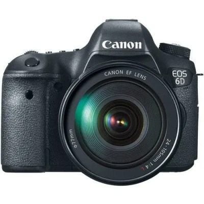Canon EOS 6D 24-105mm IS USM