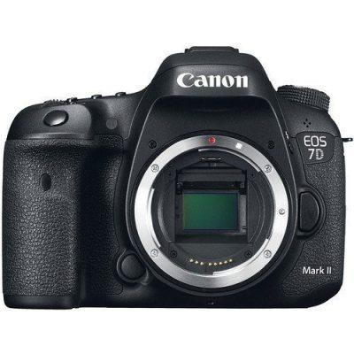Canon EOS 7D Mark II IS USM W-E1