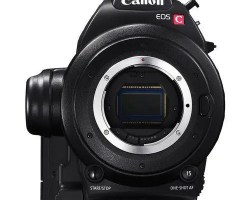 Canon EOS C100 DAF HD Cinema Camera