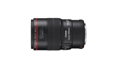 Canon EF100mm f/2.8L Macro IS Lens With Ring USM Motor