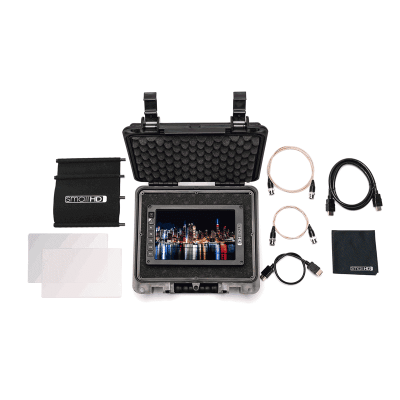SmallHD 702-OLED On-Camera Monitor Kit