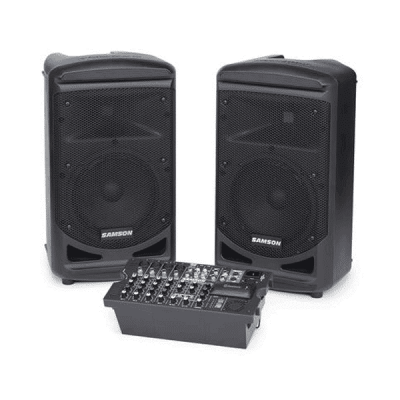 Samson Expedition XP800 Portable PA All-in-one Sound System