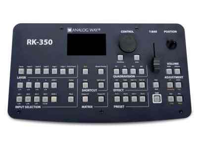 Analog Way RK-350 Remote control keypad