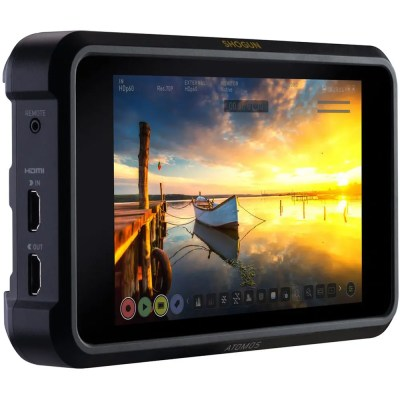 Atomos SHOGUN 7 HDR Monitor Recorder Switcher