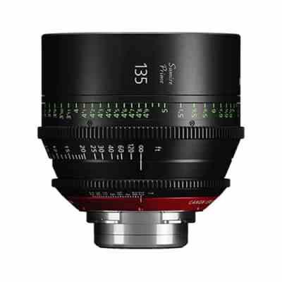 Canon CN-E135mm T2.2 FP X Sumire Prime Lens