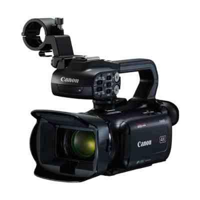 Canon XA40 4K palm-sized camcorder