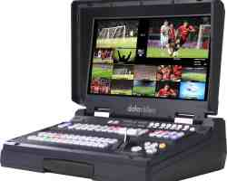 DataVideo HS-3200 HD Portable Video Streaming Studio
