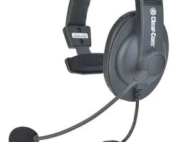 Clear-com CC-15 Single-ear noise-cancelling headset
