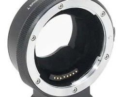 Canon EF Lens to Sony E Mount T (Mark V)