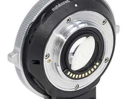 Canon EF to M43 T CINE Speed Booster