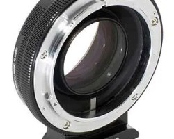 Canon FD to X-mount Speed Booster