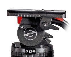 Sachtler System 25 EFP 2 D Dolly Tripod System