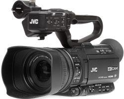 JVC GY-HM250HW Live Stream Video Camera