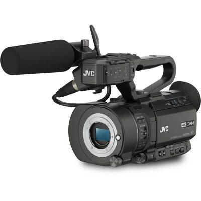 JVC GY-LS300 4KCAM Handheld Super 35 Camcorder