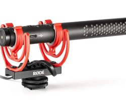 Rode Videomic NTG On-Camera Microphone
