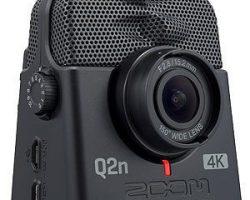 Zoom Q2n-4K Handy Recorder