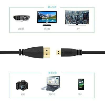 Micro HDMI to HDMI Cable