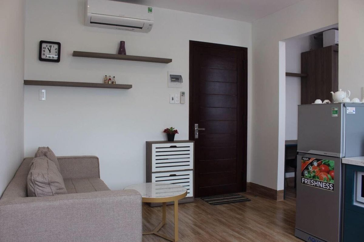 One Bedroom Apartment For Rent In Ngu Hanh Son District Flat For Rent In Da Nang Vietnam