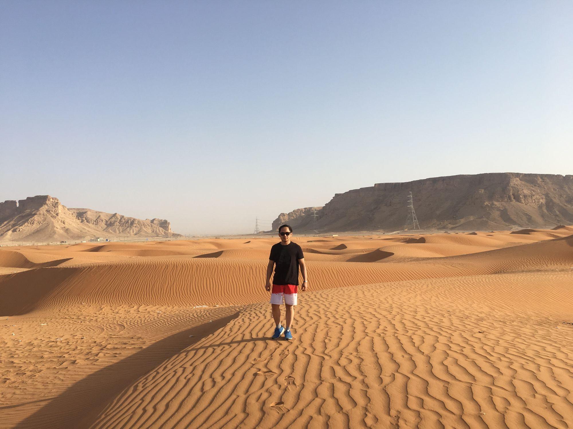 Expatriates Jeddah - Exploring Mars