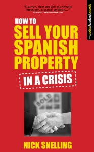 Book Cover: How to Sell Your Spanish Property in a Crisis