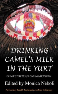 Book Cover: Drinking Camel's Milk in the Yurt