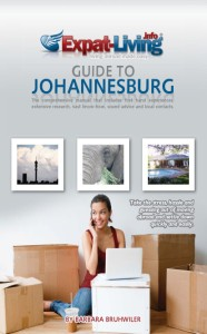Book Cover: Guide to Johannesburg