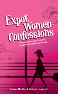 Book Cover: Expat Women: Confessions