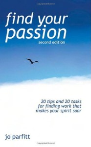 Book Cover: Find Your Passion