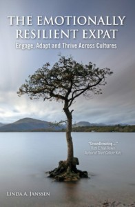 Book Cover: The Emotional Resilient Expat