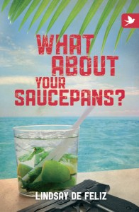 Book Cover: What About Your Saucepans?