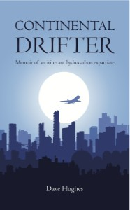 Book Cover: Continental Drifter