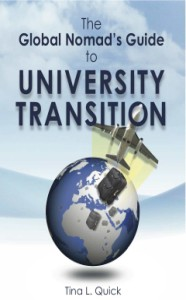 Book Cover: The Global Nomad's Guide to University Transition