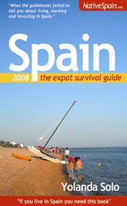 Book Cover: Spain, The Expat Survival Guide