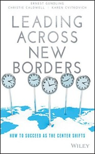 Book Cover: Leading Across New Borders