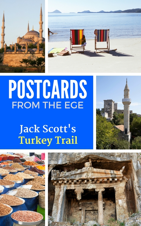 Book Cover: Postcards from the Ege