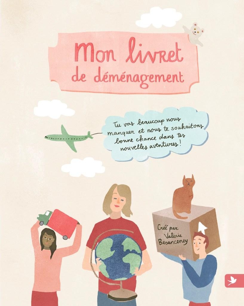 Book Cover: Mon livret de déménagement