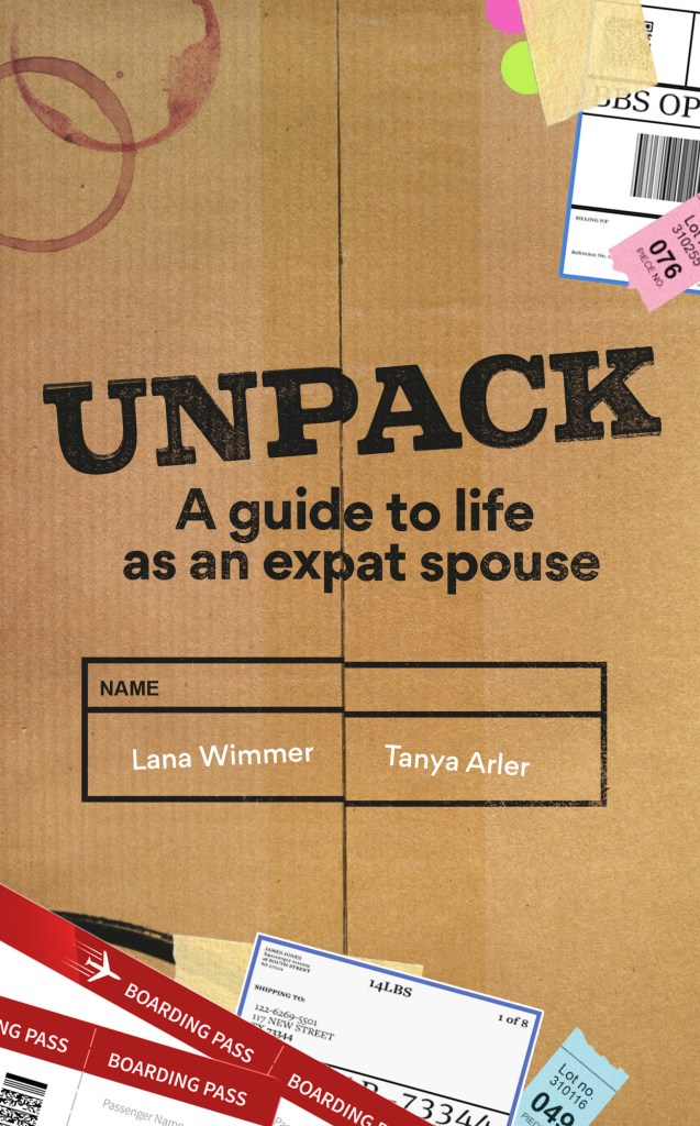 Book Cover: Unpack